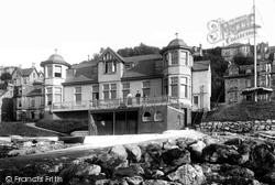 Gourock, Yacht Club House 1904