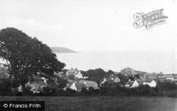 Gower, Hunts Bay 1937
