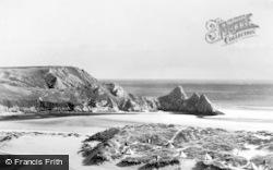 Gower, Three Cliffs 1937