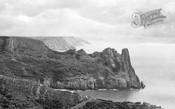 Gower, Tor Bay 1937
