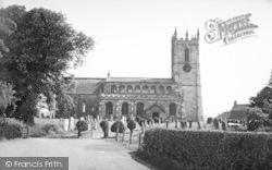 Goxhill, All Saints Church c.1960