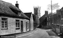 Goxhill, Church Street c.1960