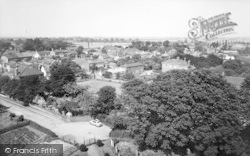 Goxhill, General View c.1955