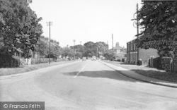 Goxhill, Howe Lane c.1955