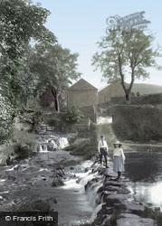 Goyt Valley, Stepping Stones 1914