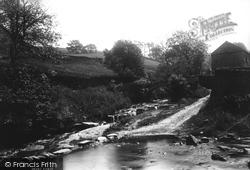 Goyt Valley, The Bridge 1894