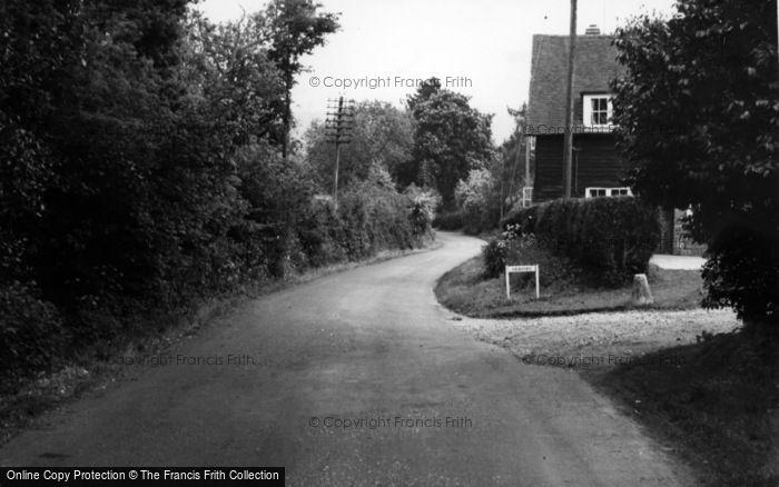 Photo of Graffham, Approach c.1965