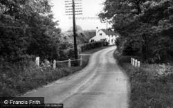 Graffham, Approach c.1965