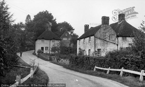 Photo of Graffham, Brook Hill c.1955
