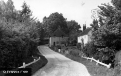 Graffham, Brook Hill c.1960