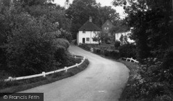 Graffham, Brook Hill c.1965