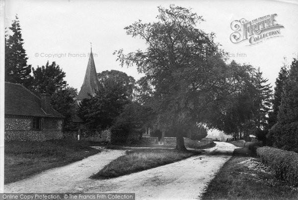 Photo of Graffham, Church Of St Giles 1912