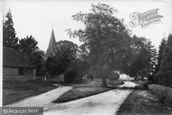 Graffham, Church Of St Giles 1912