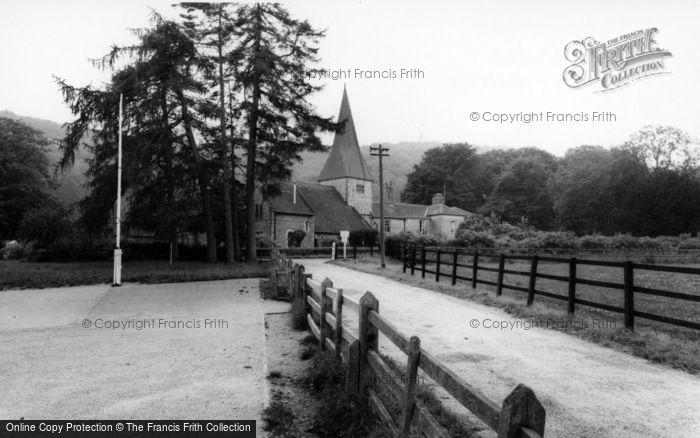 Photo of Graffham, Church Of St Giles c.1960