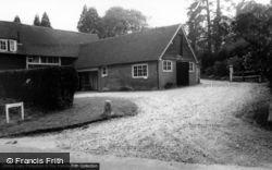 Graffham, Entrance To Craft Centre c.1965