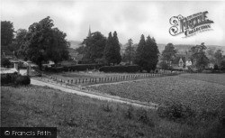 Graffham, General View c.1955