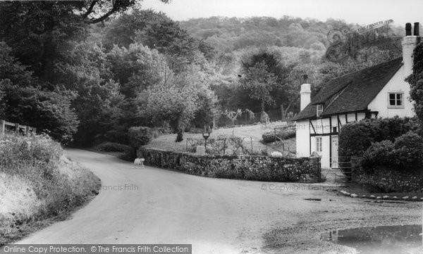 Photo of Graffham, Ladywell Cottage c.1965