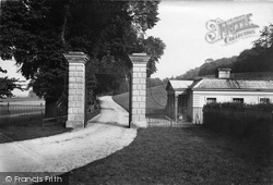 Graffham, Lavington Park Entrance 1912
