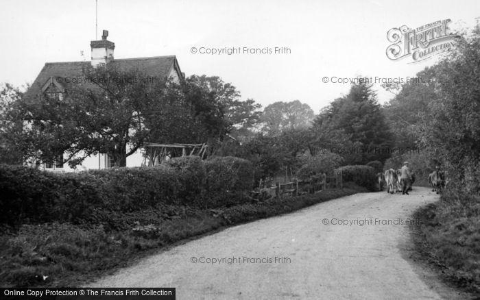 Photo of Graffham, Norwood Lane c.1955