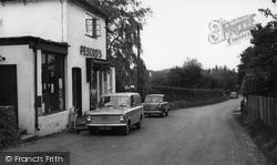 Graffham, Pescod's Stores c.1965