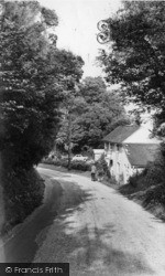 Graffham, Popple Hill Cottage c.1960