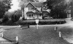 Graffham, Ramblers c.1965