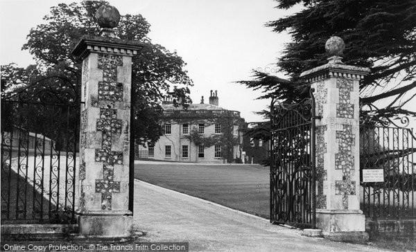 Photo of Graffham, Seaford College c.1955