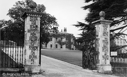 Graffham, Seaford College c.1955
