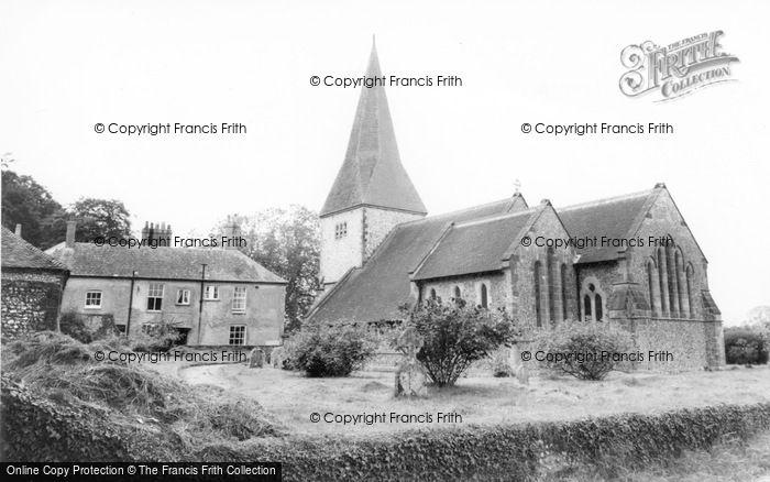 Photo of Graffham, St Giles Church c.1960
