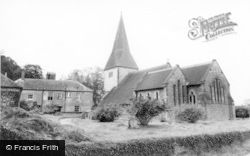Graffham, St Giles Church c.1960
