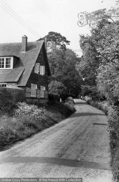 Photo of Graffham, The Craft Centre c.1960