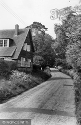 Graffham, The Craft Centre c.1960