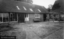 Graffham, The Craft Centre c.1965