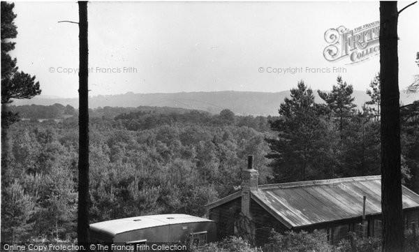 Photo of Graffham, The Downs c.1960