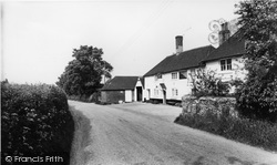 Graffham, The Foresters Arms c.1960