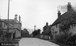 Graffham, The Old Forge c.1955