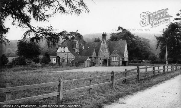 Photo of Graffham, The School c.1960