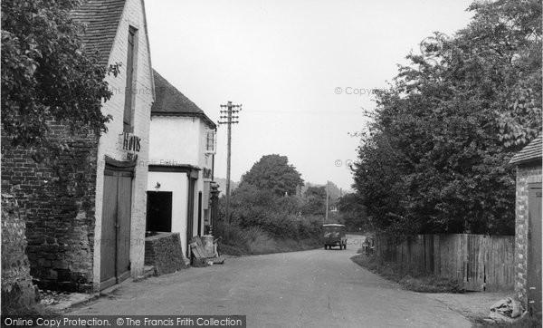 Photo of Graffham, The Village c.1955