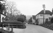 Graffham, the Village c1955
