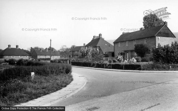 Photo of Graffham, The Village c.1960