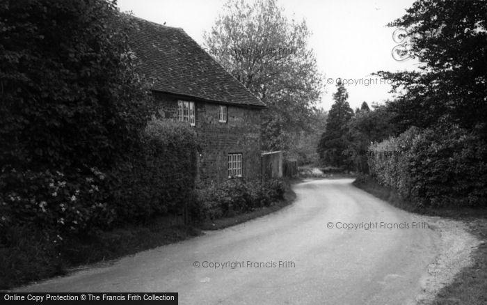 Photo of Graffham, The Village c.1965
