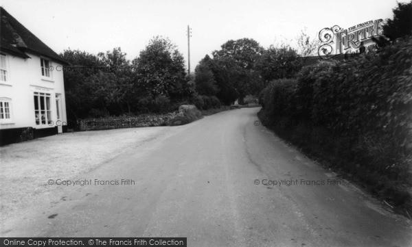 Photo of Graffham, The Village Stores c.1965
