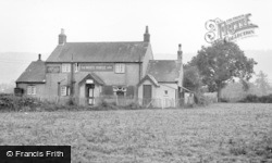 Graffham, The White Horse Inn c.1955