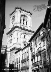 Granada, Cathedral 1960