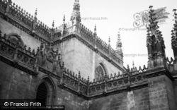 Cathedral, Chapel Royal 1960, Granada