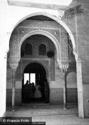 The Alhambra 1960, Granada