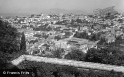 View From The Generalife 1960, Granada