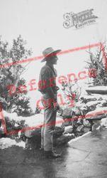 Cowboy c.1935, Grand Canyon