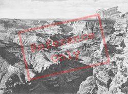 Desert View c.1935, Grand Canyon