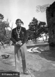 Hopi Indian 1936, Grand Canyon